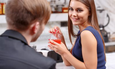 Talking To A Girl At The Bar