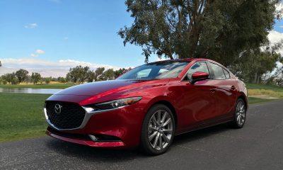 2019 Mazda3 AWD Sedan