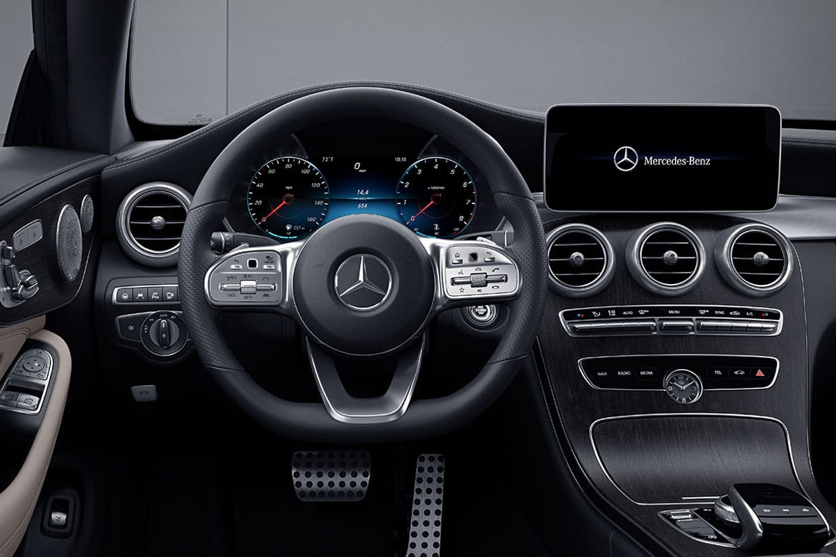 2019 Mercedes-Benz C300 Coupe