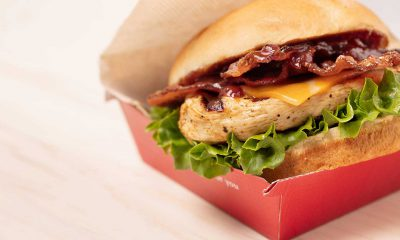 Chick-Fil-A Smokehouse BBQ Bacon Sandwich