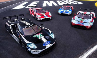 Ford GT Le Mans Celebration Liveries