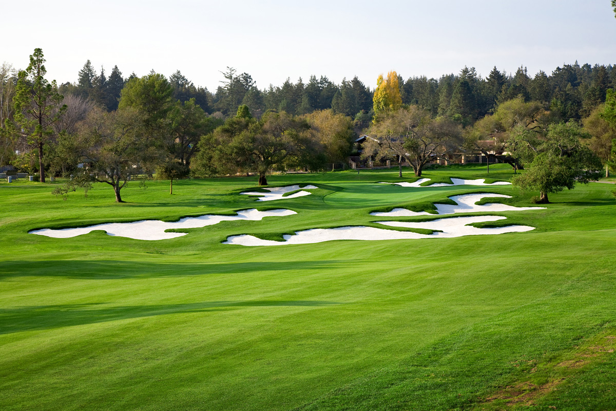 Pasatiempo Golf Club - 13th Hole