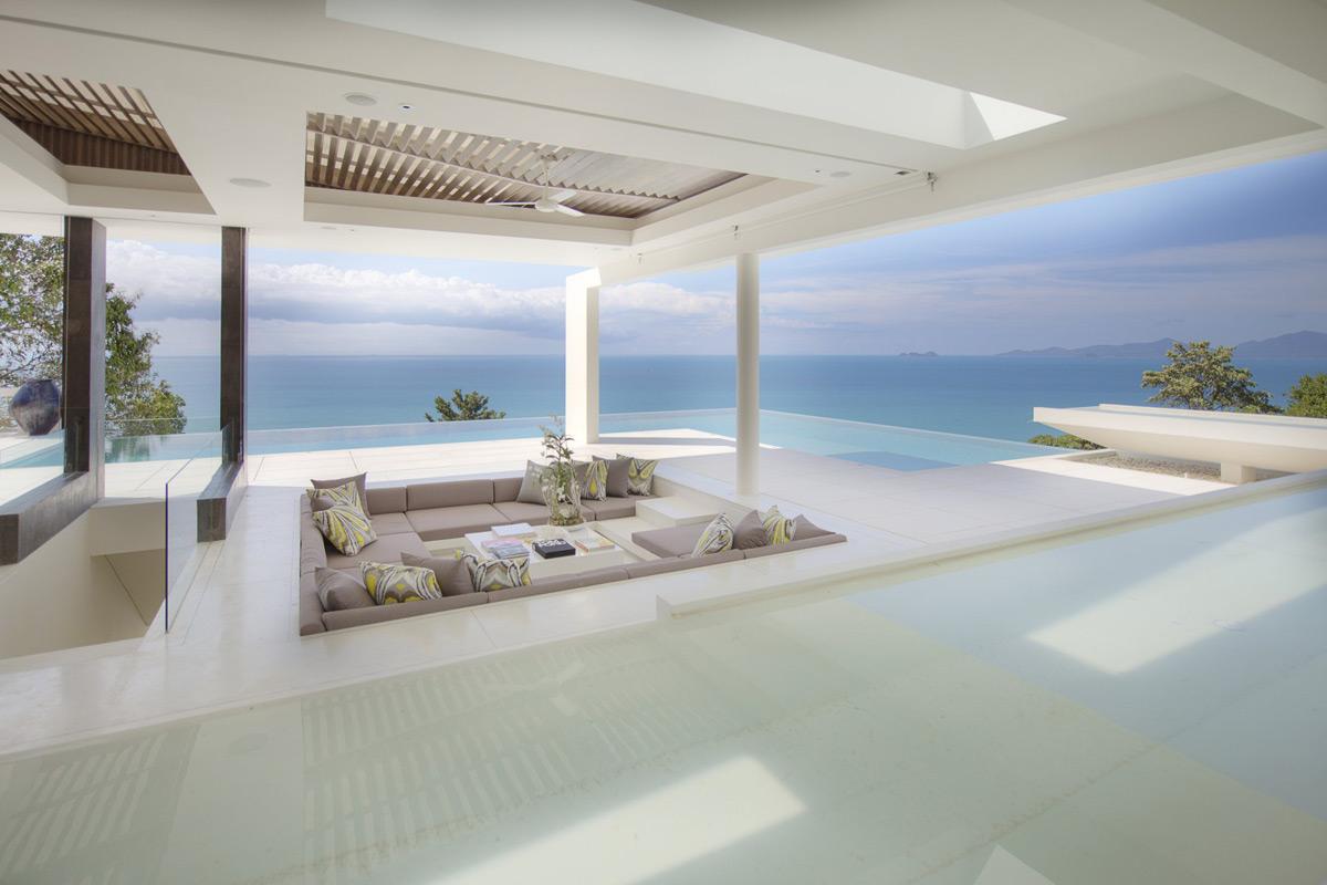 Airbnb Luxe - Celadon Villa in Tambon Mae Nam, Thailand