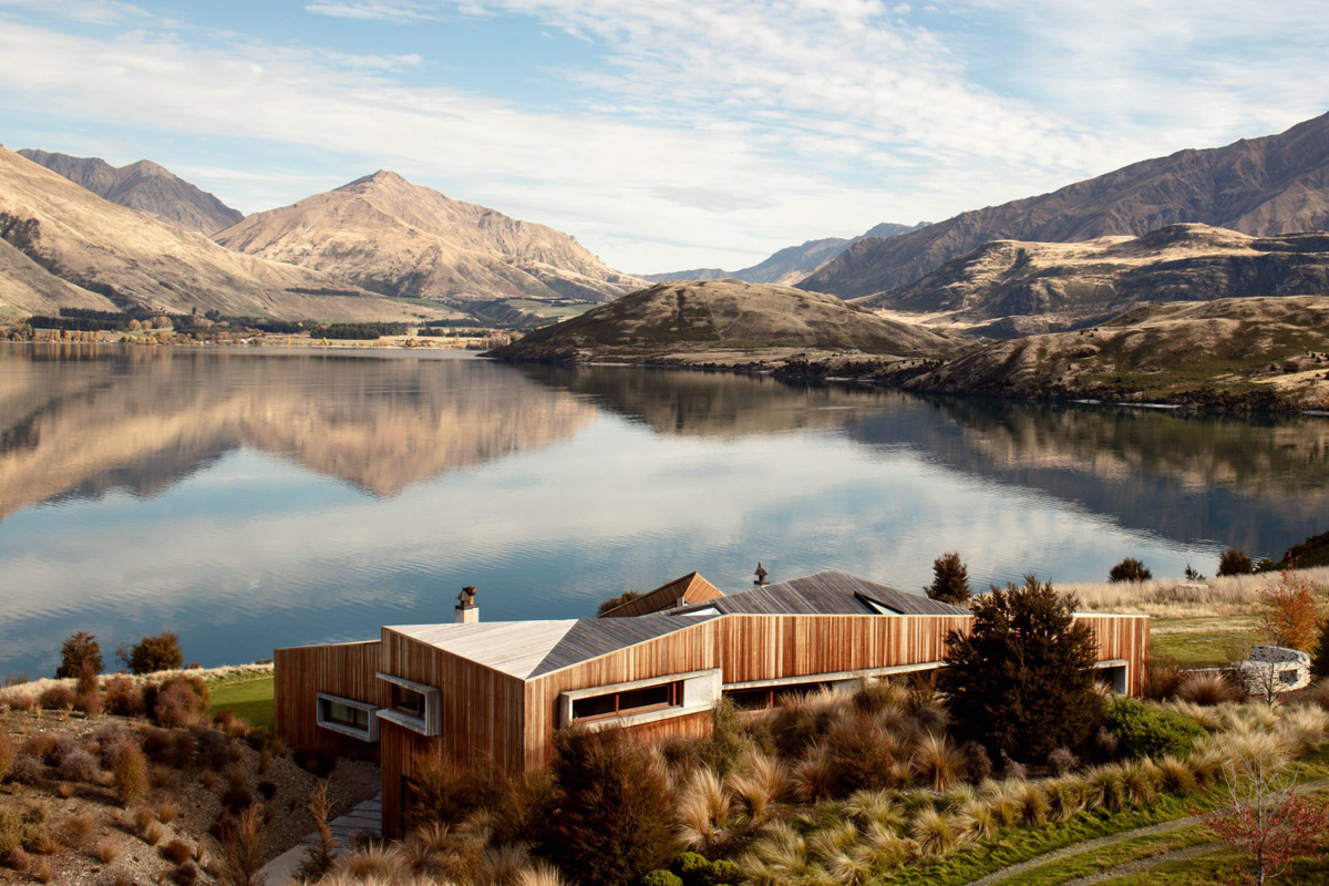 Airbnb Luxe - Te Kahu in Wanaka, New Zealand