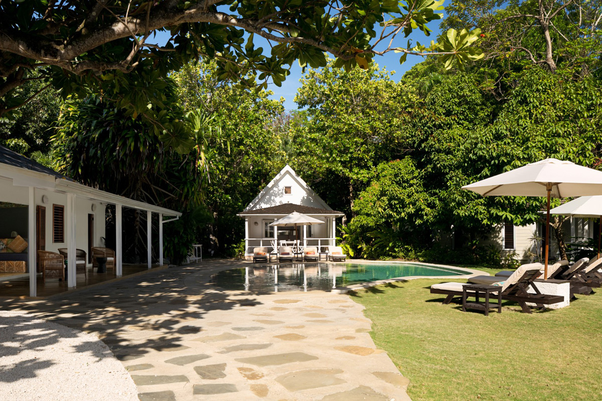 Airbnb Luxe - The Fleming Villa in Oracabessa, Jamaica