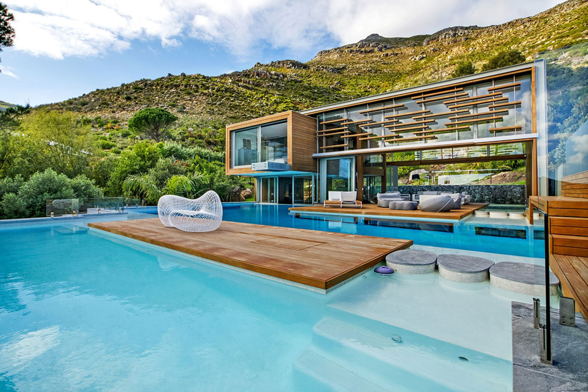 Airbnb Luxe - The Spa House in Hout Bay, South Africa