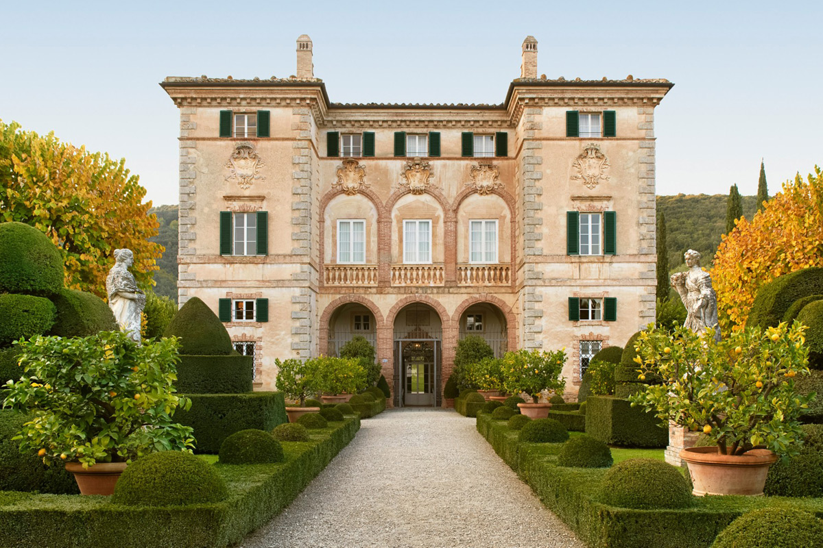 Airbnb Luxe - Villa Cetinale in Sovicille, Italy