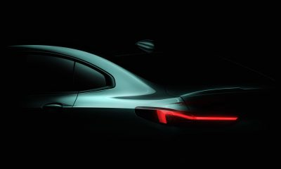 BMW 2-Series Gran Coupe teaser
