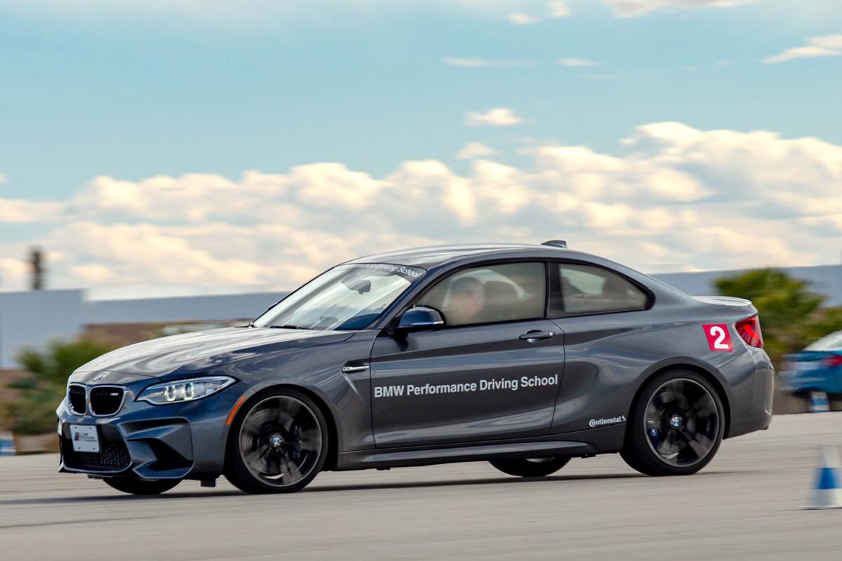 BMW M School - Grey M2
