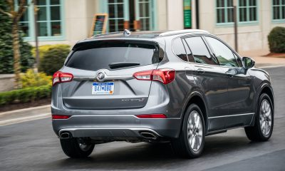 2019 Buick Envision review