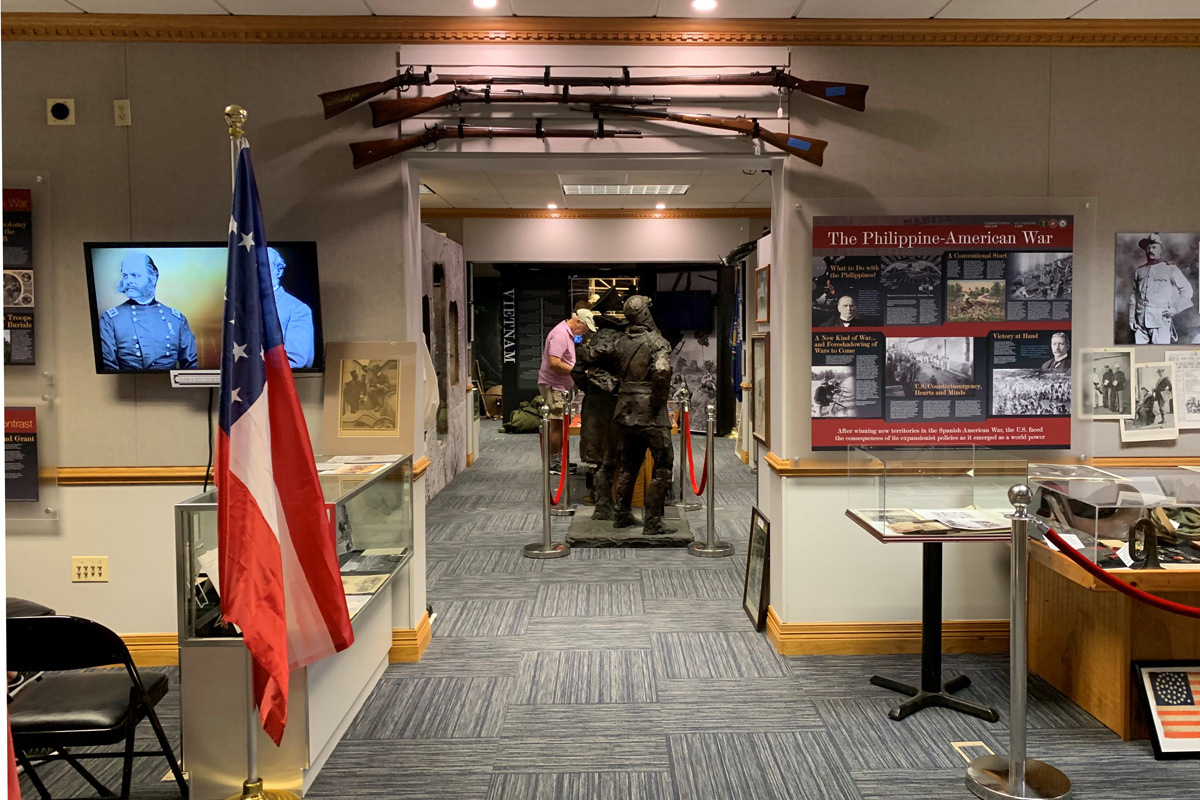 Military Heritage Museum in Punta Gorda, Florida