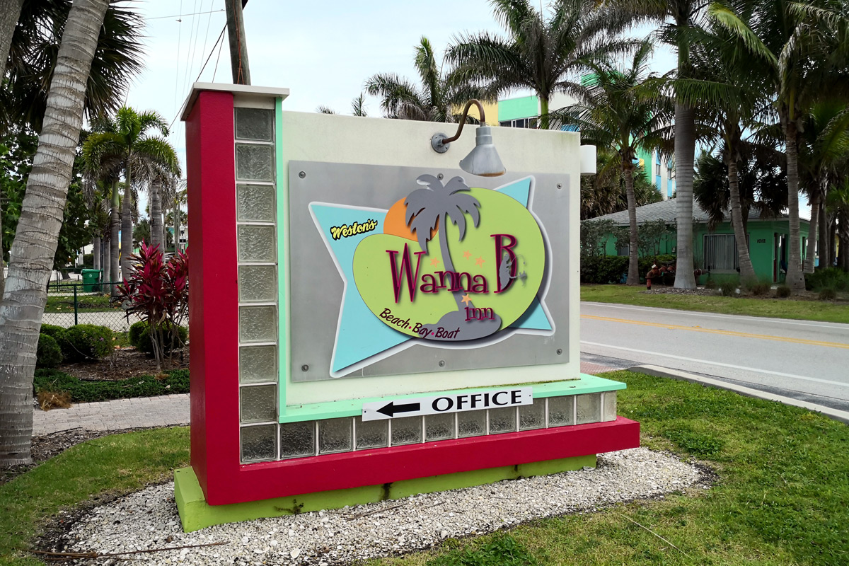 Weston's WannaB Inn in Englewood, Florida
