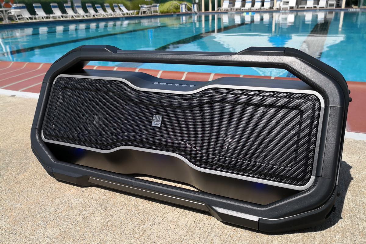 Altec Lansing RockBox XL Portable Bluetooth Speaker