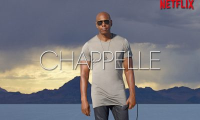 Dave Chappelle - Sticks & Stones on Netflix
