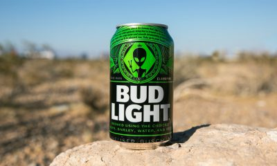 Bud Light Area 51 Can
