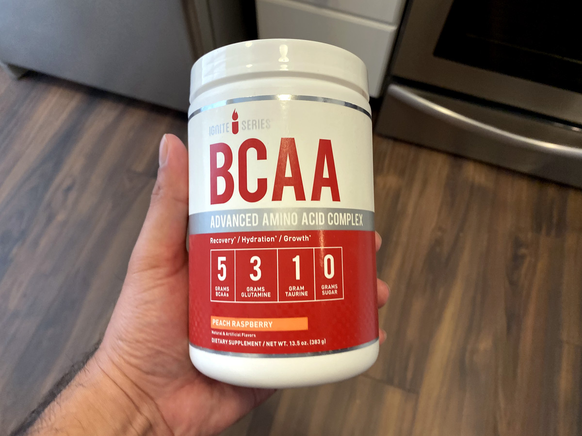 Ignite Series BCAA Advanced Amino Acid Complex