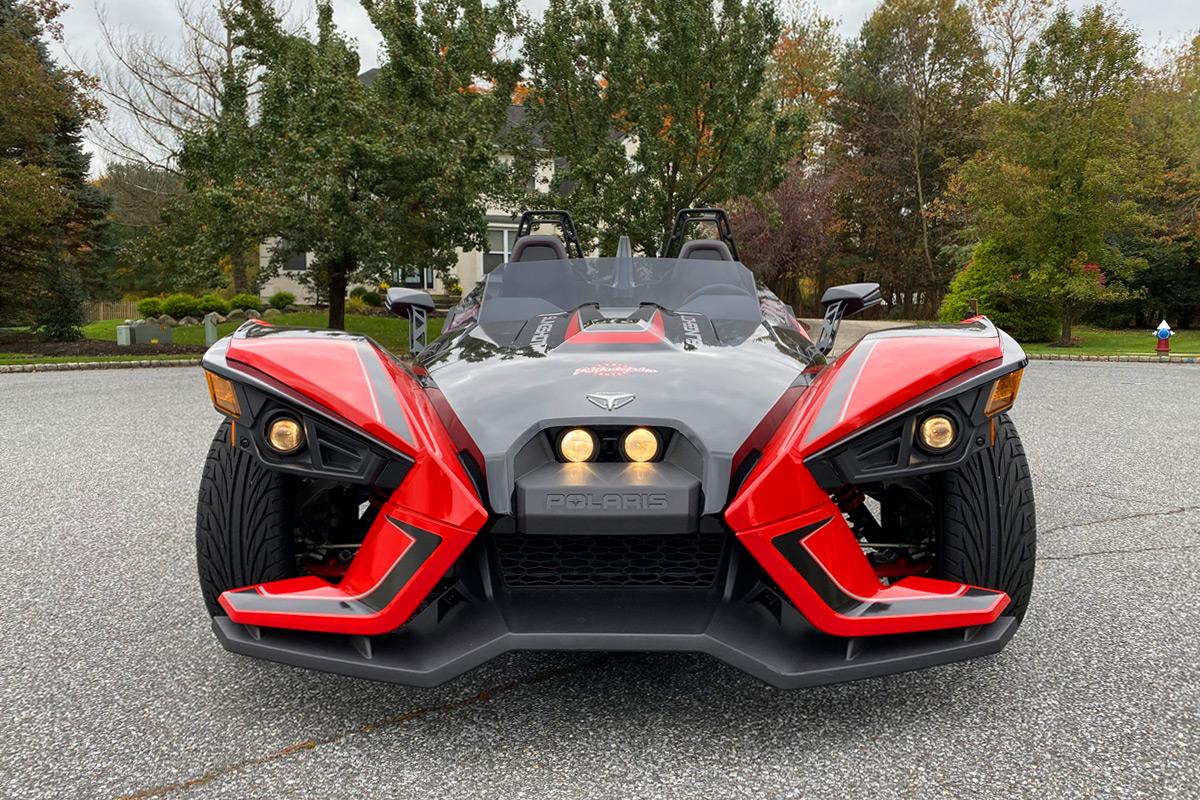 2019 Polaris Slingshot SLR