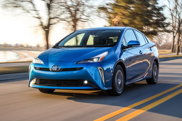 2019 Toyota Prius XLE AWD