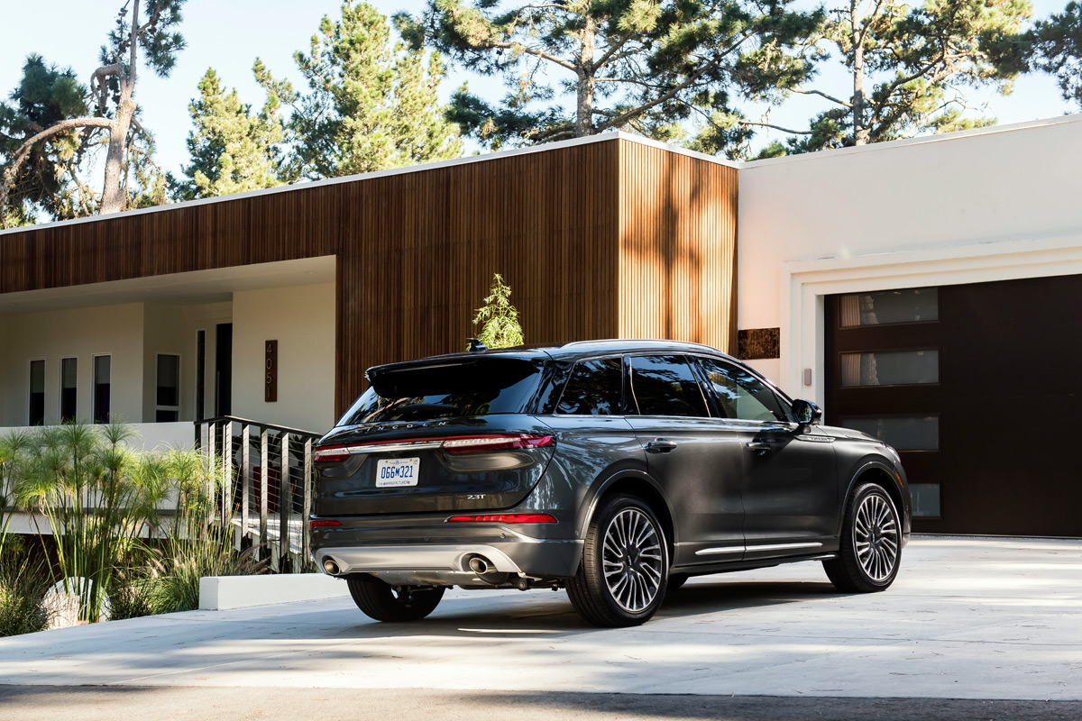 2020 Lincoln Corsair