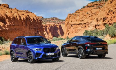 2020 BMW X5 M and X6 M