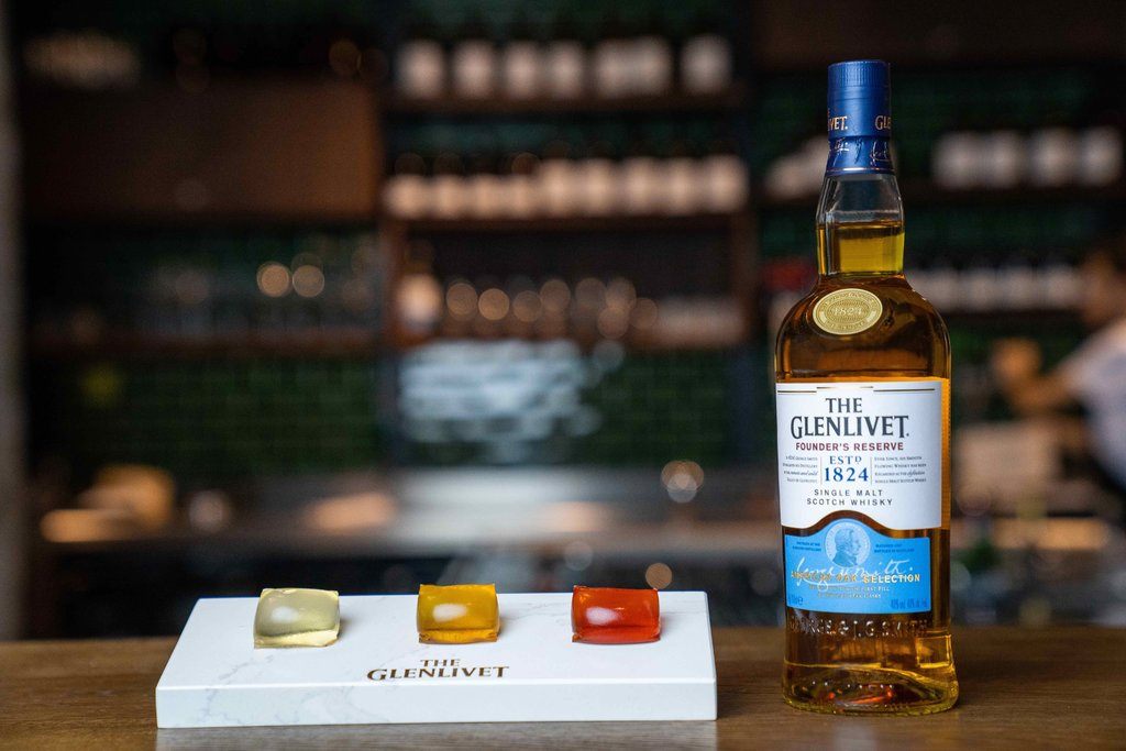 The Glenlivet Capsule Collection