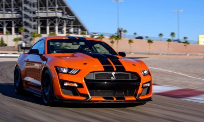 2020 Shelby GT500 First Drive