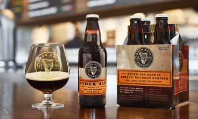 Guinness Stock Ale Aged in Bulleit Bourbon Barrels