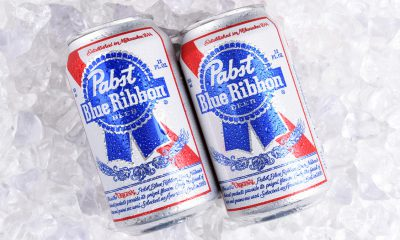 Pabst Blue Ribbon is selling a 99-pack of beer