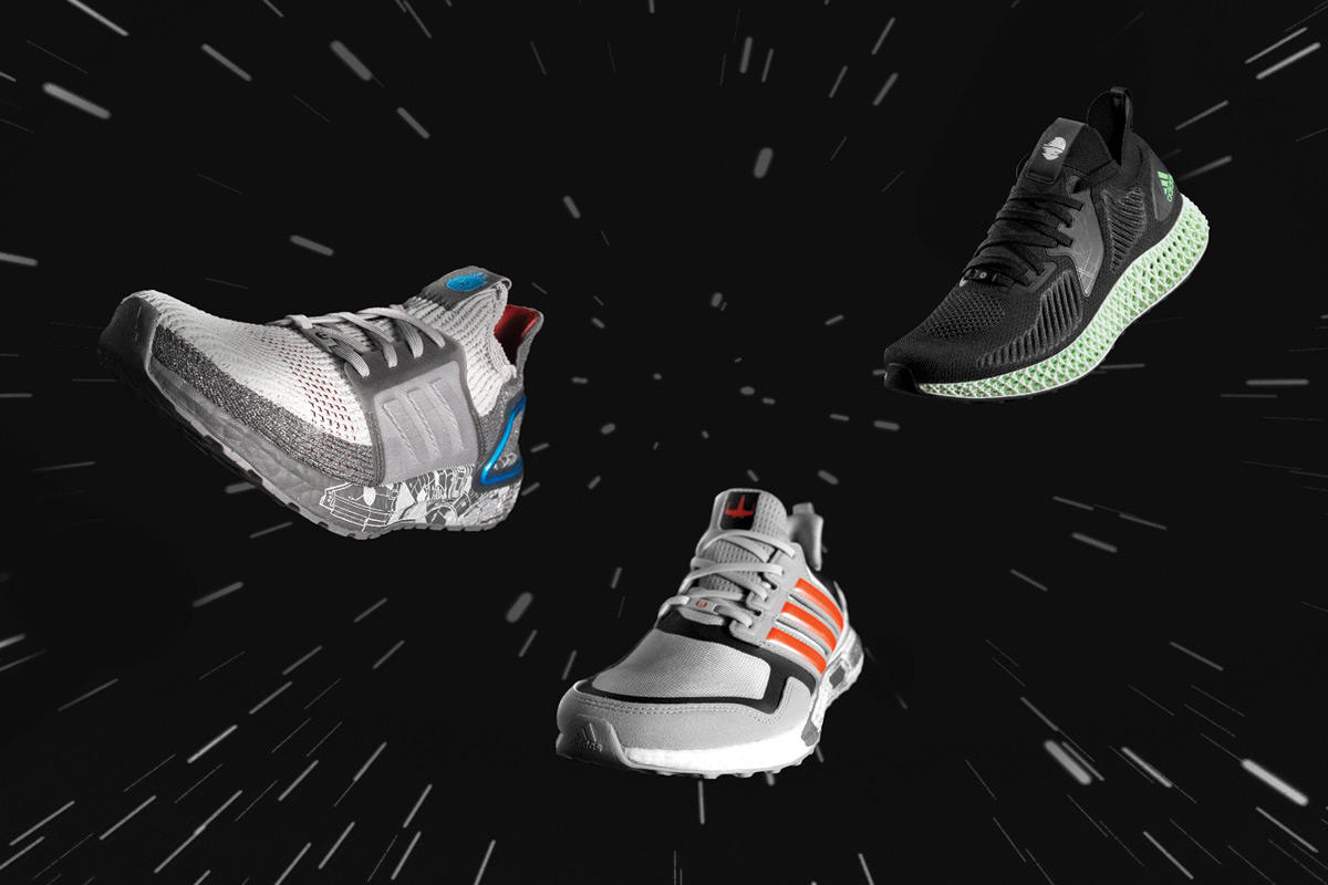 adidas x Star Wars Space Battle pack