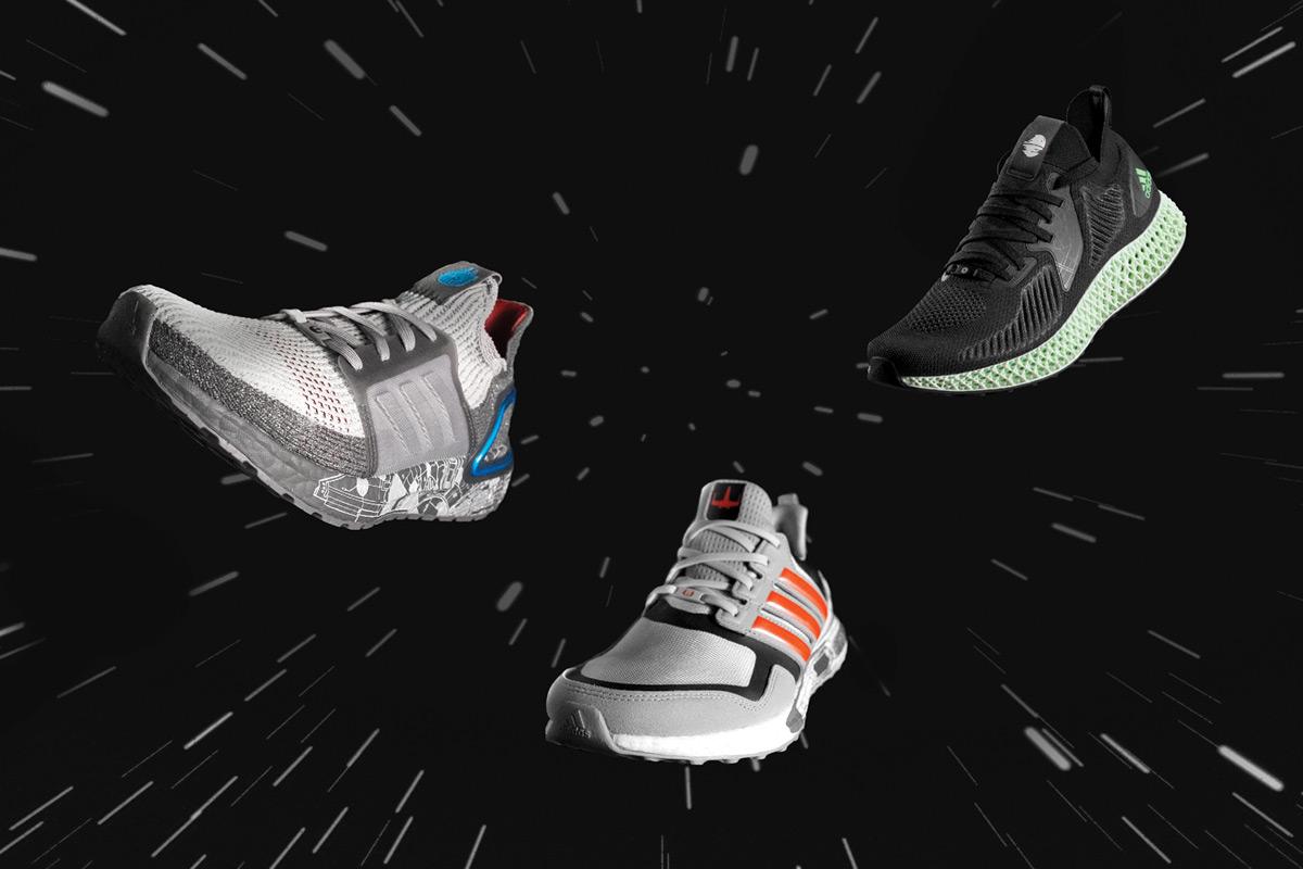 adidas x Star Wars Space Battle pack