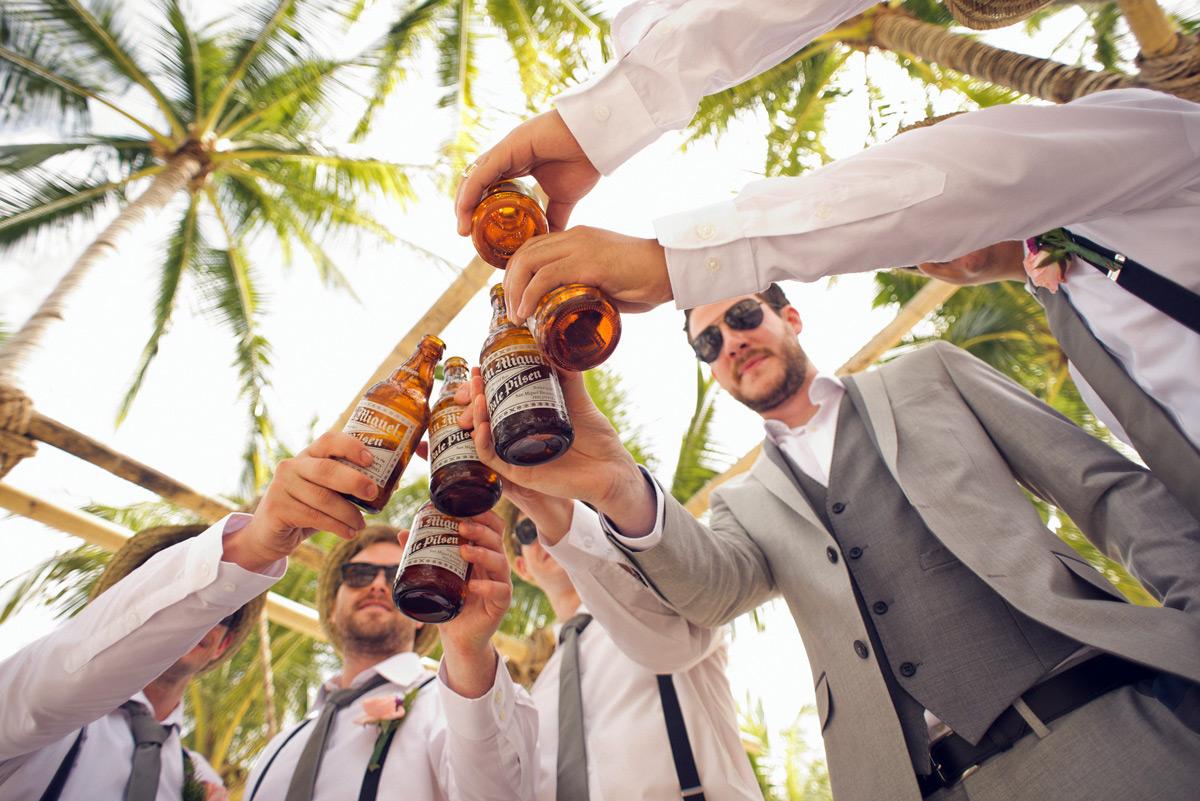 Bachelor party trip