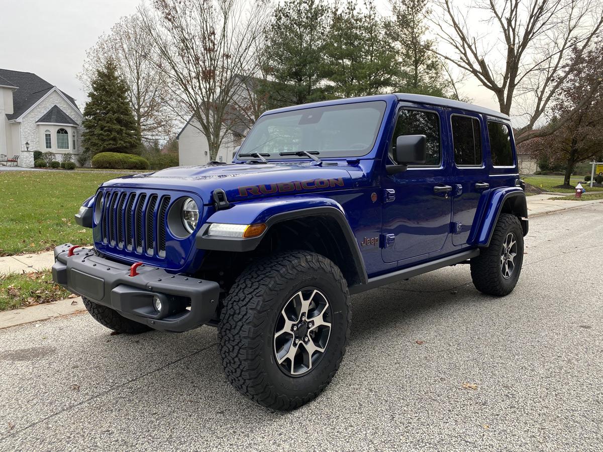 2020 Jeep Wrangler Rubicon Unlimited 4x4