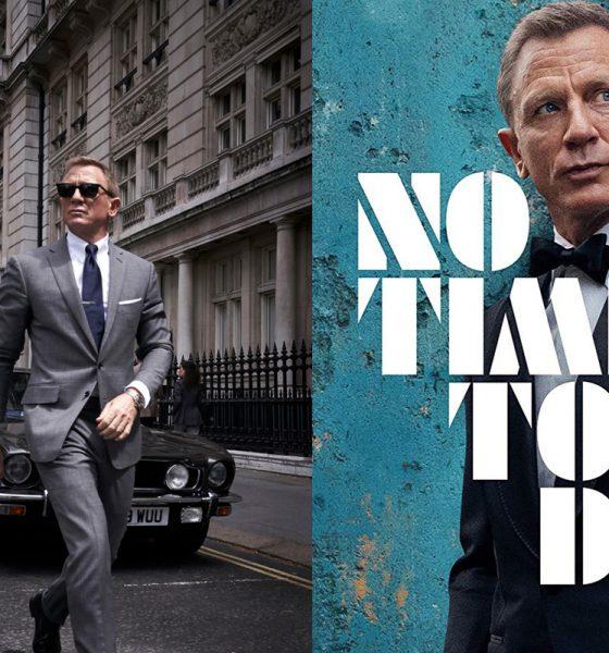 James Bond - No Time To Die Trailer