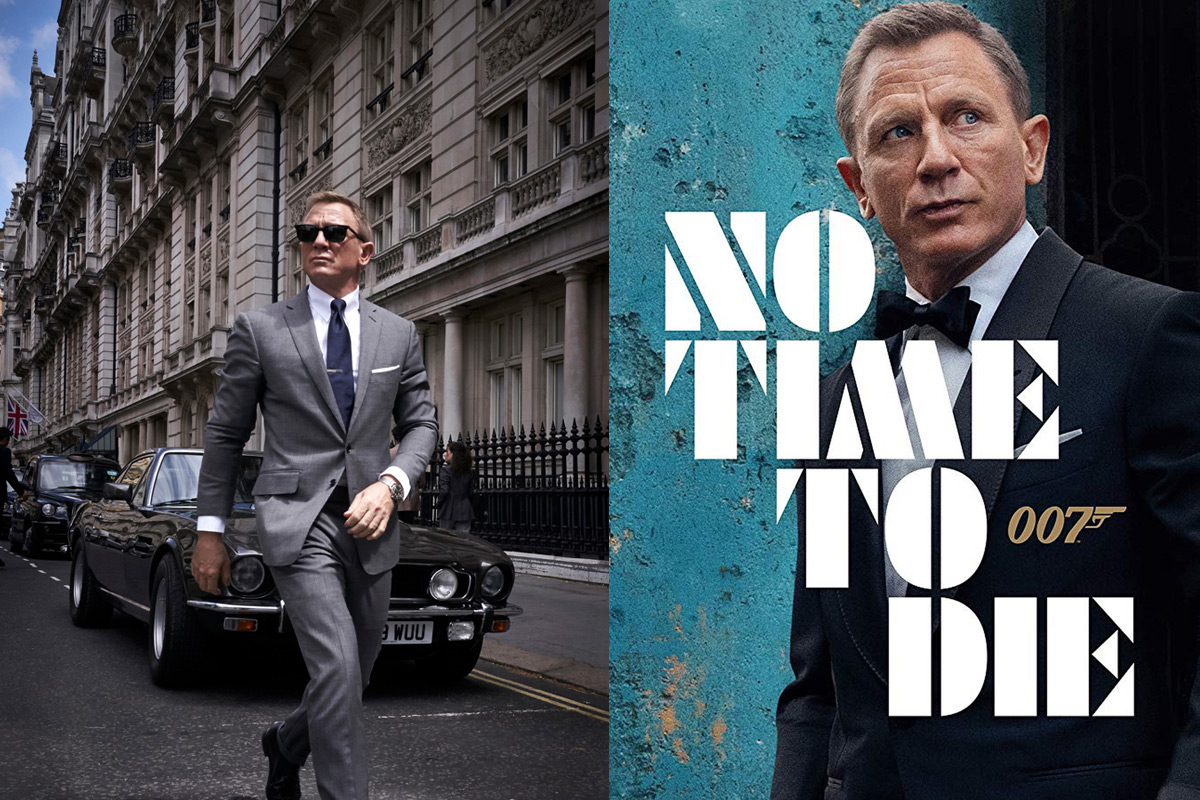 James Bond - No Time To Die Trailer