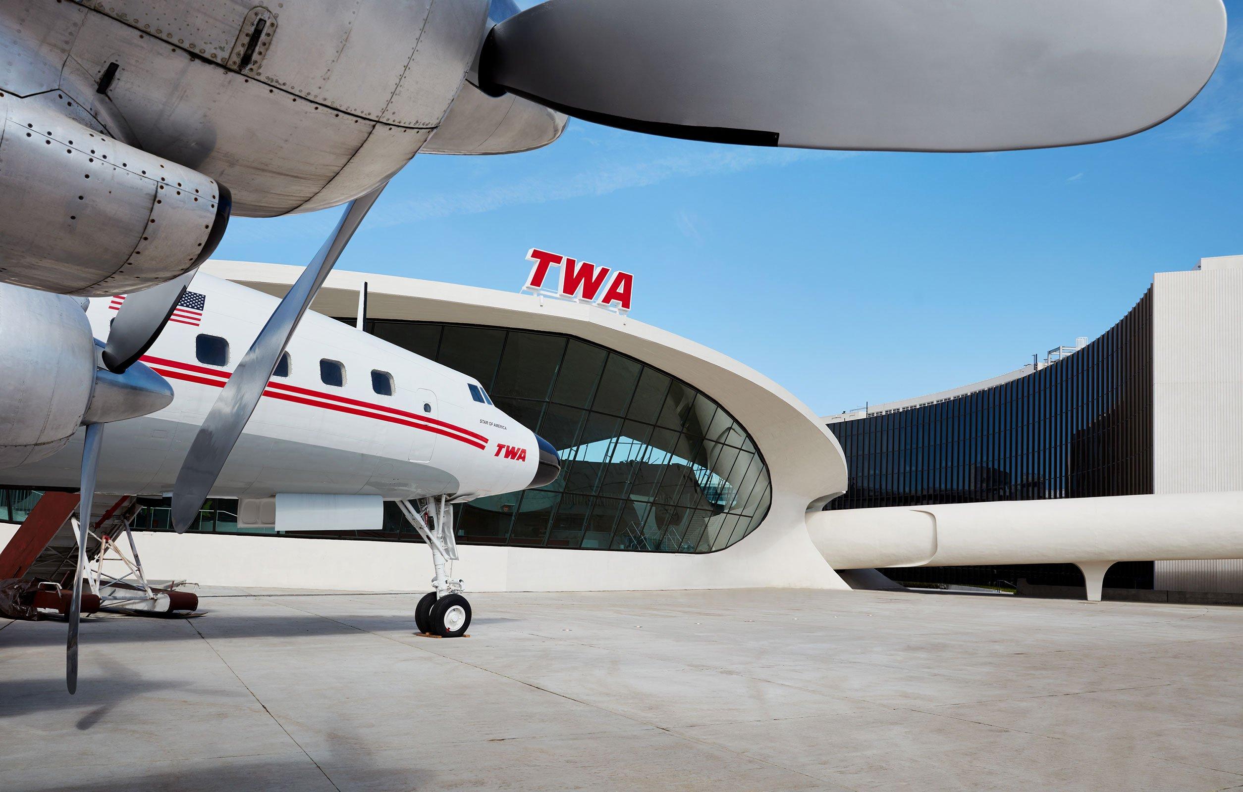 TWA Hotel - Connie