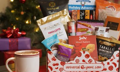 Universal Yums Holiday Box