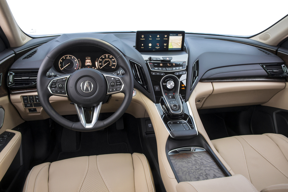 2020 Acura RDX A-Spec interior