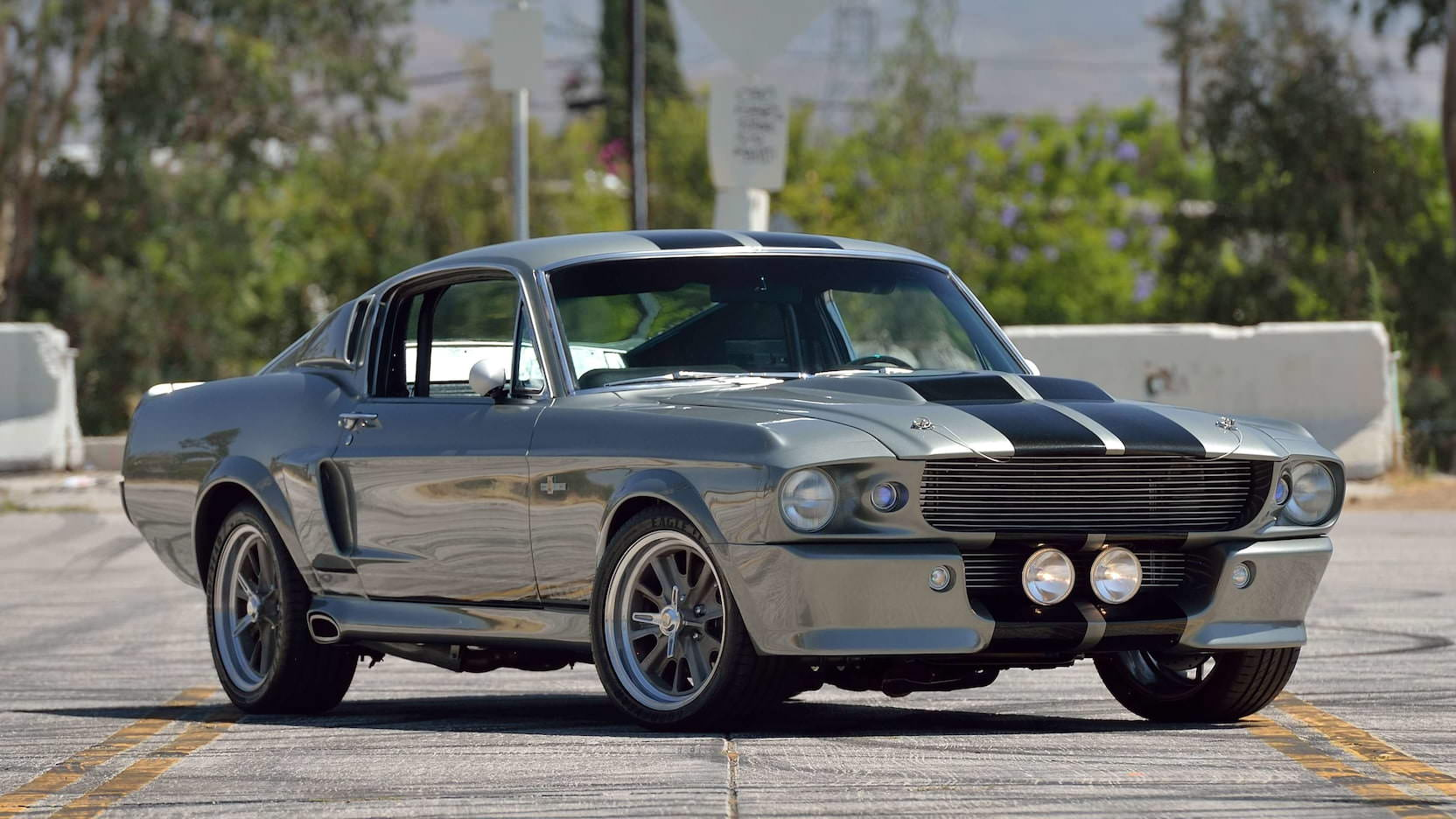 1967 Ford Mustang Shelby GT500 Eleanor from Gone In 60 Seconds