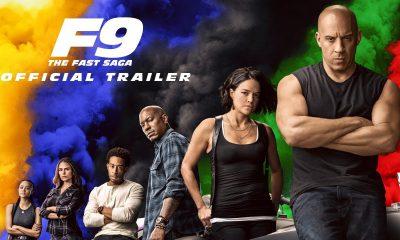 F9: The Fast Saga trailer