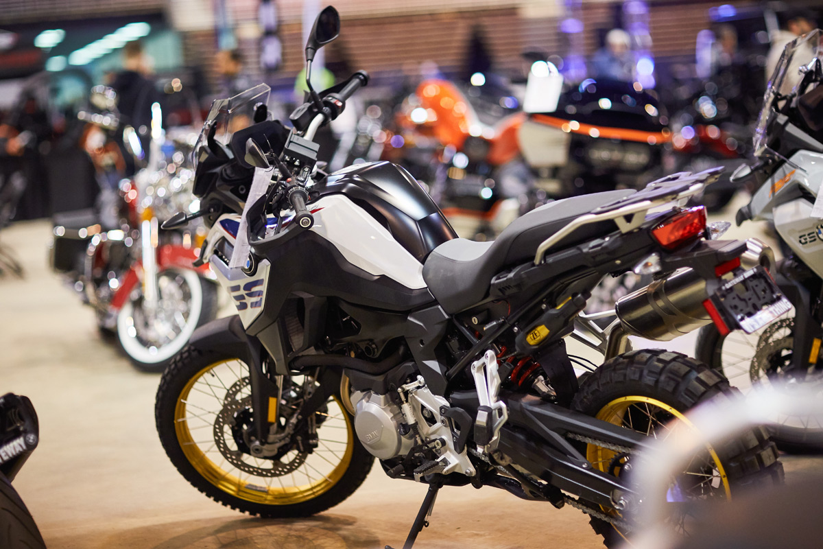 STL Motorcycle & Custom Bike Show