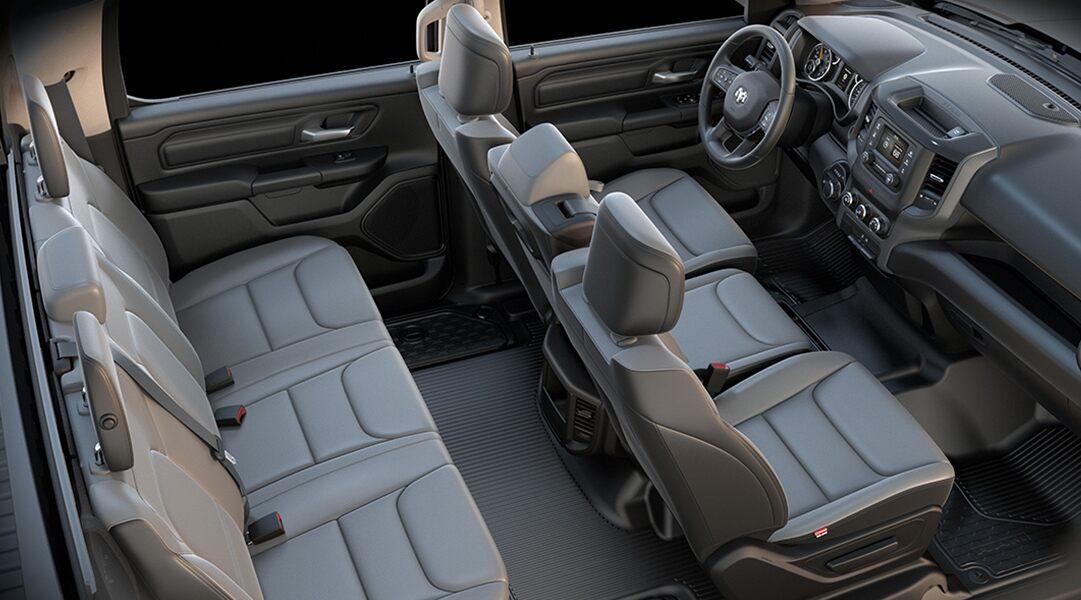 2020 Ram 1500 Tradesman interior