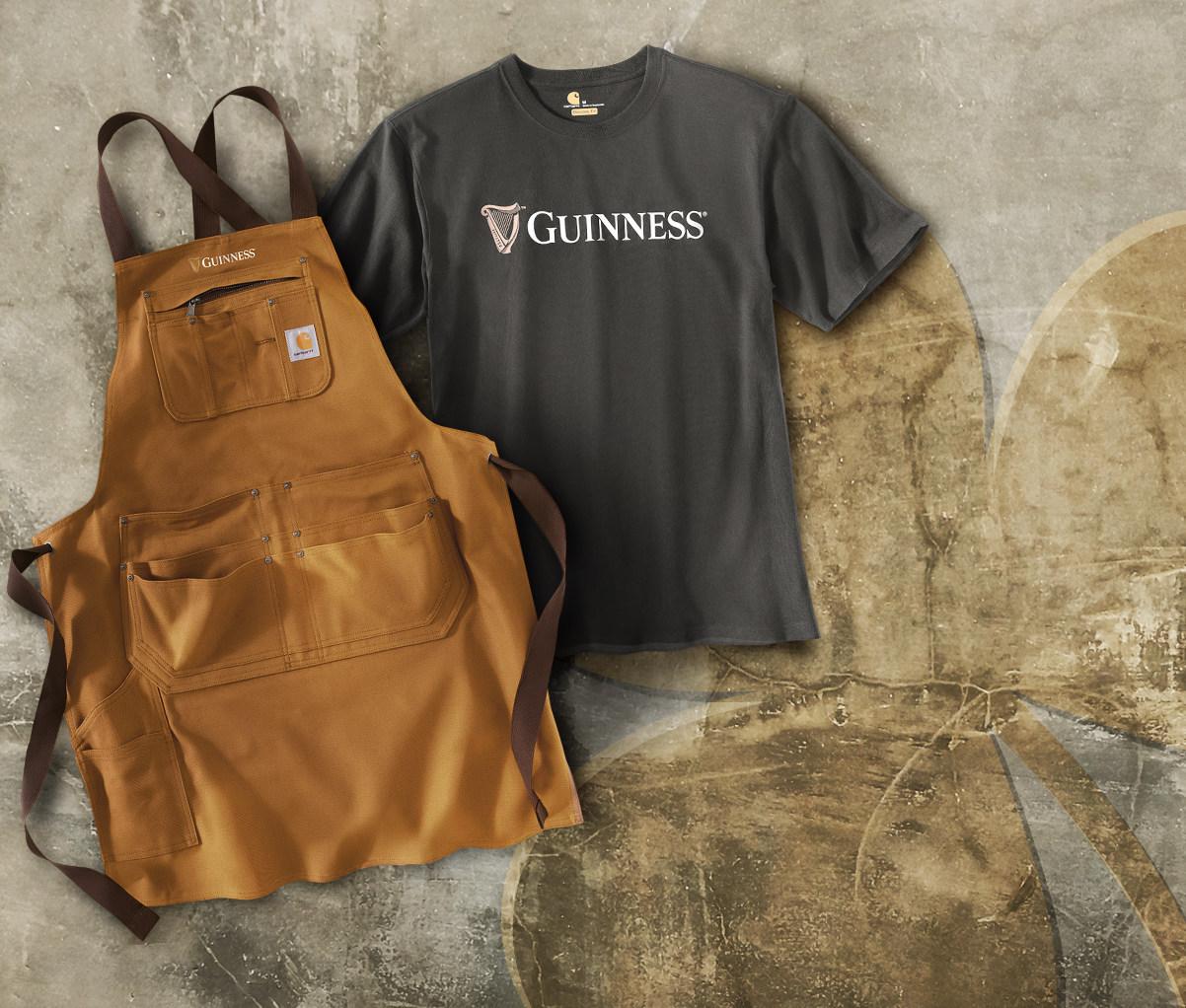 Guinness x Carhartt - Apron Mens T-Shirt