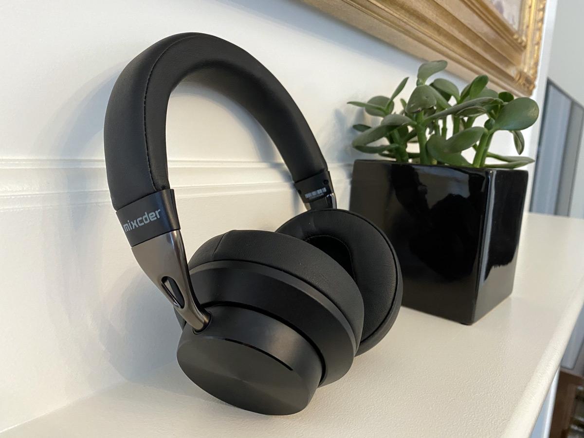 Mixcder E10 Active Noise Cancelling Bluetooth Headphones