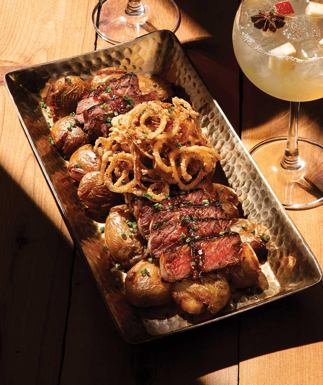 P.F. Chang's Korean Bulgogi Steak