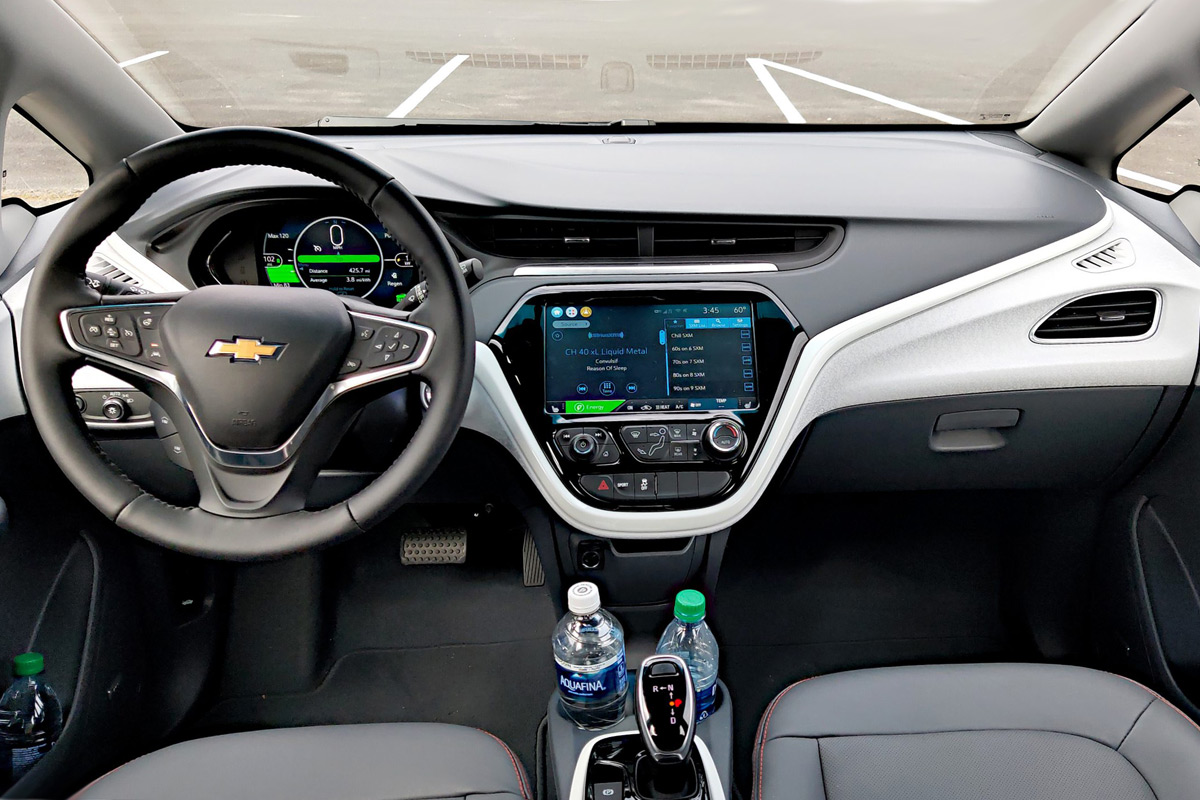 2020 Chevrolet Bolt EV - Interior