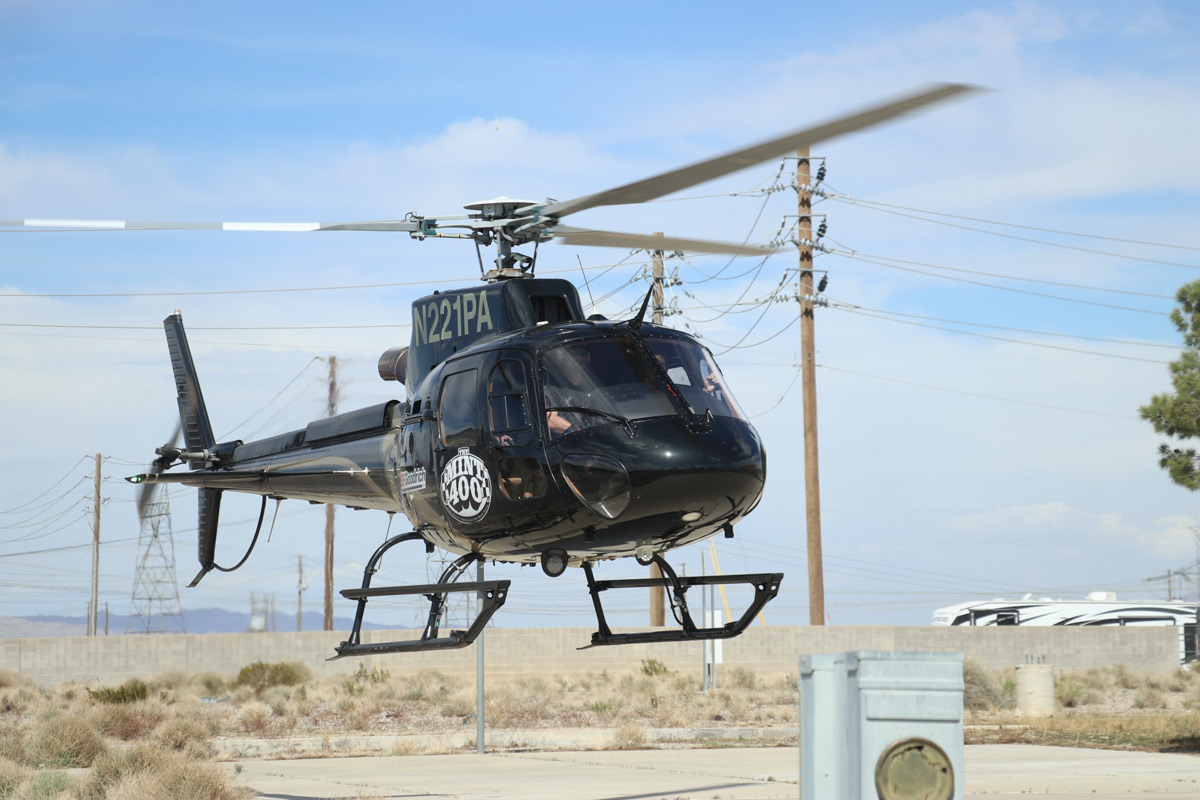 2020 BFGoodrich Mint 400 - Helicopter