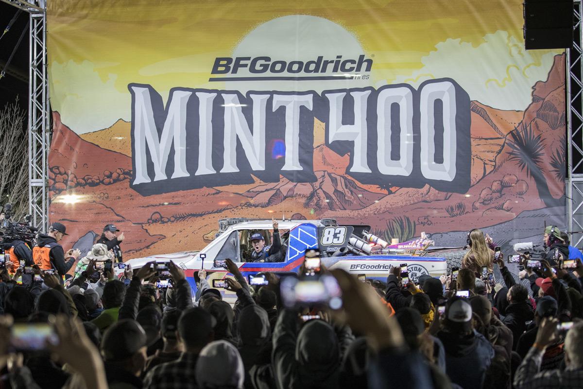 2020 BFGoodrich Mint 400