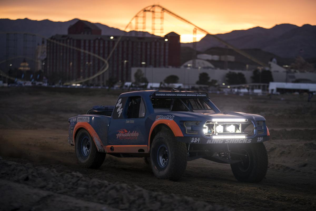 2020 BFGoodrich Mint 400 - Racing At Night