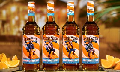 Captain Morgan Orange Vanilla Twist
