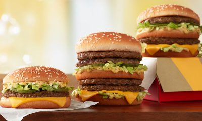 McDonald's Two New Big Mac Variants